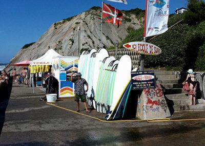 Ecole de surf Bidart - L'École des Vagues