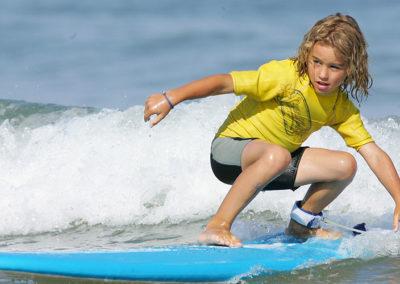 Stage de surf à Bidart - Plage de Centre